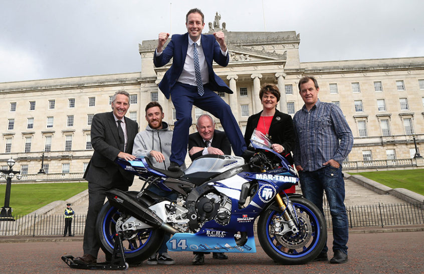 Minister Paul Given Announces Significant Investment In North West 200 Safety Measures