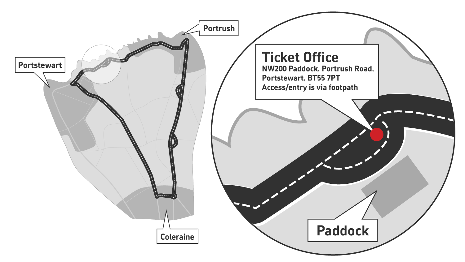 Ticket Opening Hours