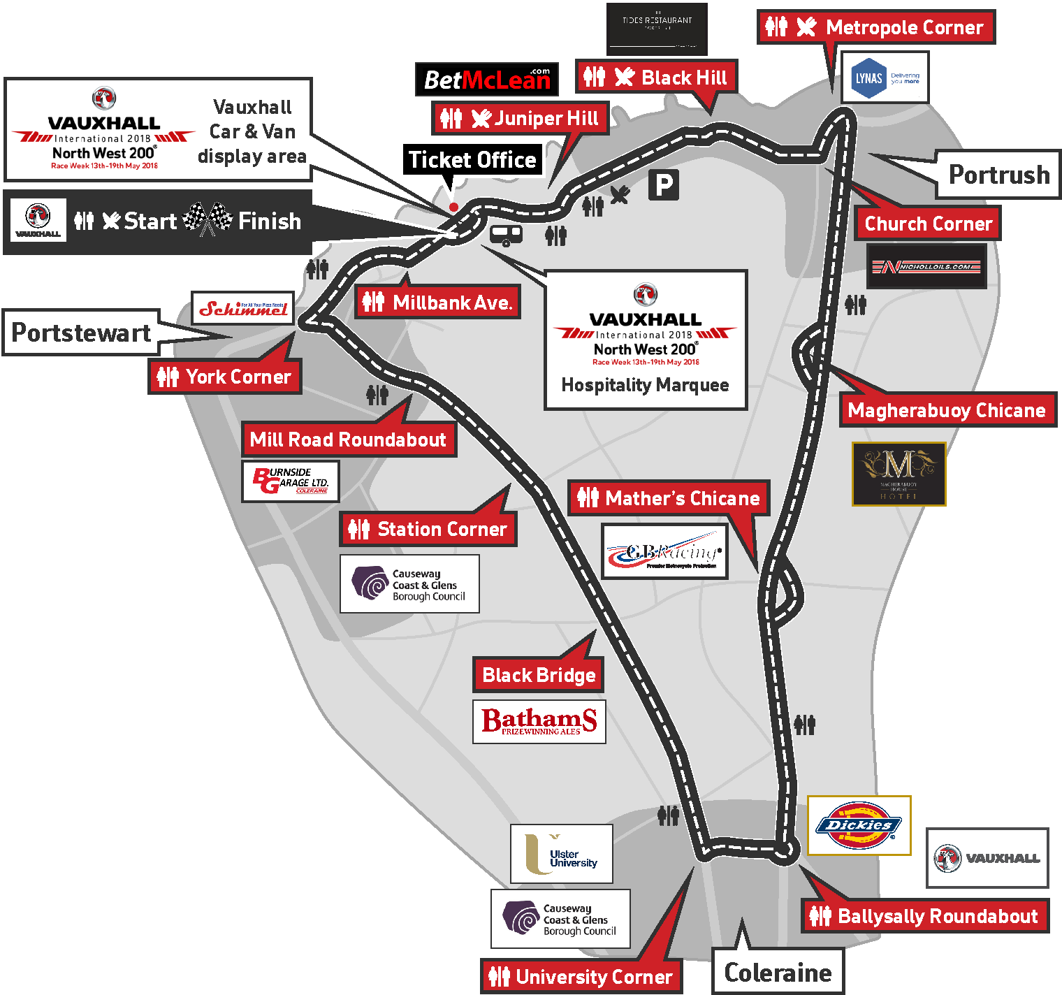 [Road Racing] NW 200 2018 Circuit-map-with-sponsors-v14-1