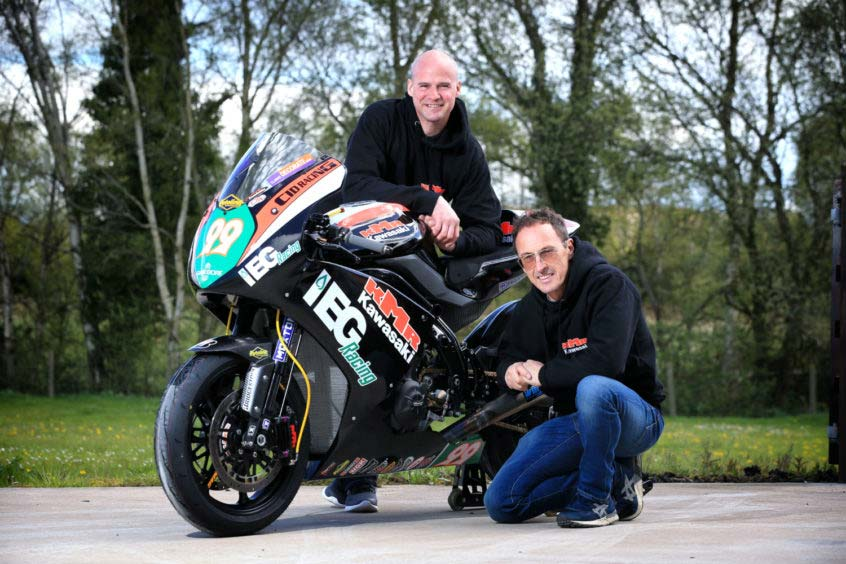 Jeremy Mcwilliams To Make Vauxhall International North West 200